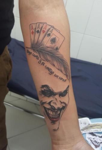 Tello - Montera Tattoo